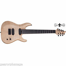 Schecter Keith Merrow KM-7 MK-II 2016 Natural Pearl NATP Guitar New with Blemish
