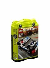 LEGO® Tiny Turbos - Urban Enforcer Building Play Set 8301 NEW NIB Retired