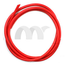 10 AWG 5 Feet (1.5m) Gauge Silicone Wire Flexible Stranded Copper Cables Red