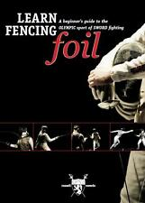 Learn Sword Fencing - Instructional DVD Foil - Leon Paul