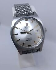 Vintage TISSOT VISODATE SEASTAR PR516 Automatic. 784-1. Mint Condition