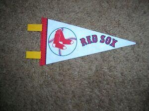 Boston Red Sox 1970's mini pennant