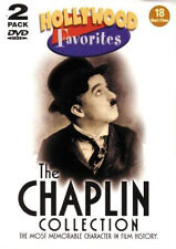 Chaplin Collection - 2 Pack: 18 Films on DVD (DVD, 2002) WORLD SHIP AVAIL