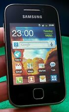 Samsung Galaxy Y GT-S5360 (Unlocked) Smartphone Excellent Condition Free Post
