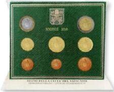 NEW COINS - VATICAN BU Euro coin set 2018 - 8 Coins