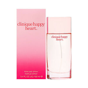 CLINIQUE HAPPY HEART EDT 100ML - COD + FREE SHIPPING