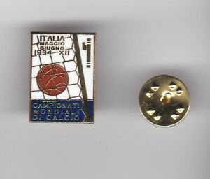 World Cup - Italy 1934 - lapel badge butterfly fitting