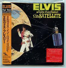 Rare Elvis Mini LP CD & Insert - Aloha From Hawaii - Japan Import - OOP