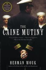 THE CAINE MUTINY by Herman Wouk A Novel of World War II PAPERBACK Fictional BOOK