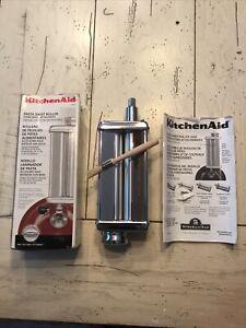 KitchenAid KPSA Pasta Sheet Roller Stand Mixer Attachment - Silver