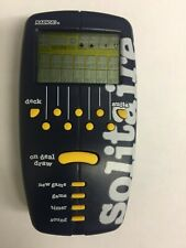 Radica Solitaire Electronic Hand Held Video Game - In MINT CONDITION