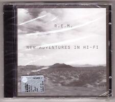 REM - NEW ADVENTURES IN HI-FI CD NUOVO SIGILLATO