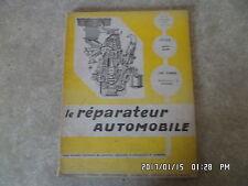 RTA réparateur automobile HONDA 360 / 600  K14
