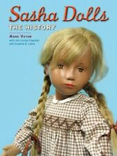 SASHA DOLLS: THE HISTORY - 1st in Series - 144-pg Hardcover Book - NEW!