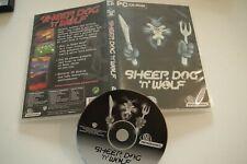 sheep dog 'n' wolf pc  cd   (no manual)