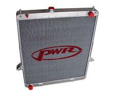 PWR ALUMINIUM RADIATOR NISSAN PATROL GU3 GU4 4.2 TURBO DIESEL Y61 PWR5571