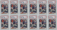 (Lot Of 12) 2018 Topps Update Ronald Acuna #US250 Rookie RC PSA Mint 9 Invest