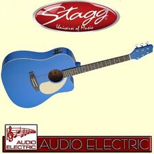 Stagg sa-30 CE bc Dreadnought Western guitarra con B-Band pickup PVP: 230,- €