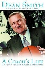 A Coach's Life : My 40 Years In College Basketball