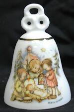 Goebel Berta Hummel Bell Christmas Ornament 1996 Joyous Celebration No Box