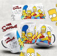 The Simpsons MUG  BARTMAN (Characters) MUG 110Z  (23)