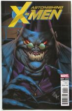 Astonishing X-Men 1 Marvel 2017 Nm 1:25 Dale Keown Variant Shadow King