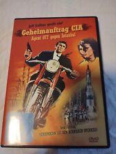Geheimauftrag CIA Istanbul 777 - DVD - 1965 - Eurospy - Wie NEU - Coplan