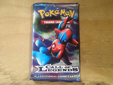 Pokemon TCG CCG CALL of LEGENDS factory sealed booster pack (10 cards)