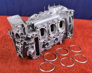 Porsche 911 Carrera 3.0 930/02 Aluminum Engine Case Motorblock for 6 Bolt Crank
