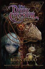 DARK CRYSTAL VOL #3 CREATION MYTHS HARDCOVER Jim Henson Comics Brian Froud HC