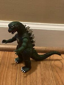 """Vintage Godzilla 6"""" 1985 Toho Co. Ltd. Imperial Articulated Poseable Excellent"""