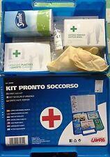 CASSETTA KIT PRONTO SOCCORSO AUTO/CAMION/ROULOTTE