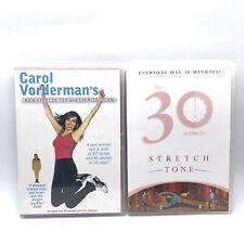 Carol Vorderman - Kick Start Detox And Exercise Plan DVD Health Fitness