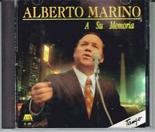 Alberto Marino A Su Memoria    BRAND NEW SEALED   CD