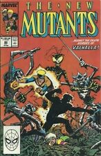 THE NEW MUTANTS 80 Marvel Comics (1989) X-Men superhero DC