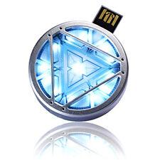 16gb a forma di reattore MEMORY STICK USB flash drive per Super Uomo di Ferro i fan di arco