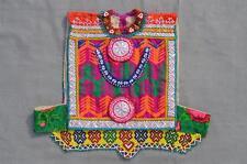 Kuchi afghan tribal Rama vintage belly dance handmade stitchable crop top kc342