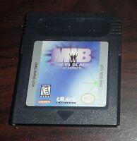 Nintendo Game Boy. MIB Men In Black The Series. DMG-AMNE-USA