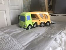 ELC WHIZZ WORLD CAR TRANSPORTER With Sound