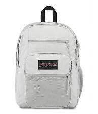Jansport Backpack Big Campus Microchip Grey Skate School Travel Bag