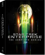 Star Trek: Enterprise - The Complete Series Blu-ray