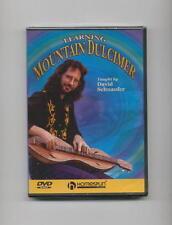 Learning Mountain Dulcimer - David Schnaufer *New* Dvd