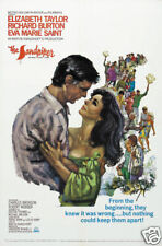 The sand piper Richard Burton movie poster print