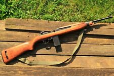 M1 Carbine Semi-Automatic Rifle - .30 Cal - U.S. Military - WWII - Denix Replica