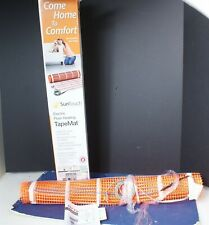 "SunTouch Watts TapeMat Radiant Floor Heating/Warming Mat 6' x 30"" 120V NIB"