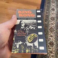 RARE SEALED NEW King Kong Original 1933 Betamax Horror Vintage Kaiju VidAmerica