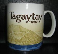 STARBUCKS PHILIPPINES TAGAYTAY CITY 16 OZ  MUG Global Icon discontinued