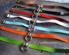 Leather Goth Choker Costume Necklaces & Pendants