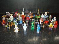 Lego Genuine - Ninjago / Mini Figure - Multiple Variations!