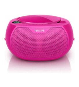 Philips  AZ100C Portable CD player/MP3 Music Player/CD Shuffle/Repeat